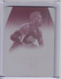 2013-24 Panini Immaculate Magenta Printing Plate #SC-DL Derrick Williams 1/1