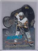1999-00 Topps Stanleys Heroes #SC11 Jaromir Jagr Top of card has factory damage Top of card has factory damage