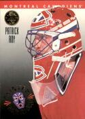 1993-94 Leaf Painted Warriors #4 Patrick Roy NM Near Mint