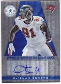 Da'Quan Bowers 2011 Totally Certified Auto RC #157/299